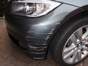 Car body scratch repair estimates 13